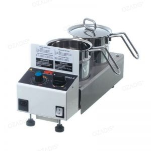 Tinting machine - 2 pots