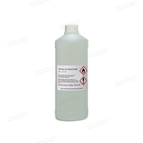 Deinking solvent