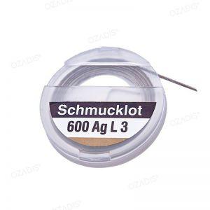 Silver hard solder