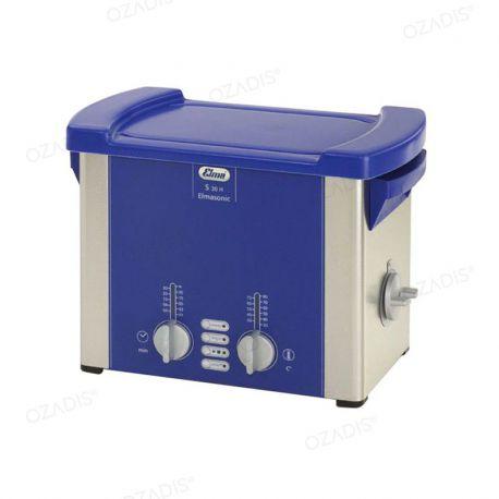Nettoyeur à ultrasons Elma® S30H