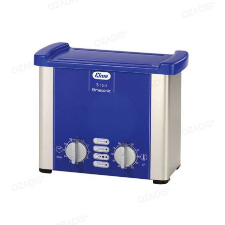 Ultrasonic cleaner Elma® S10H