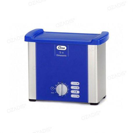Nettoyeur à ultrasons Elma® S10