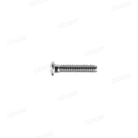 Eyeglass screws - Silver