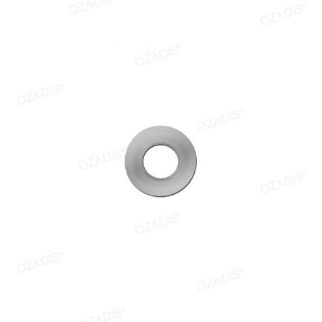 Metal washers - Silver