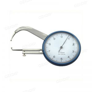 Thickness clock