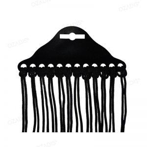 Eyeglass cords (Black)