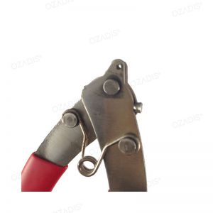 Screw cutting plier
