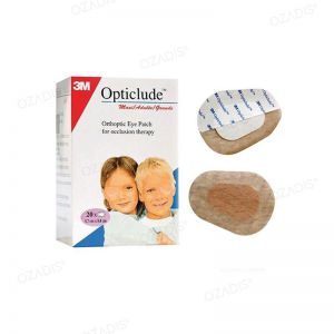 3M orthoptic eye patches