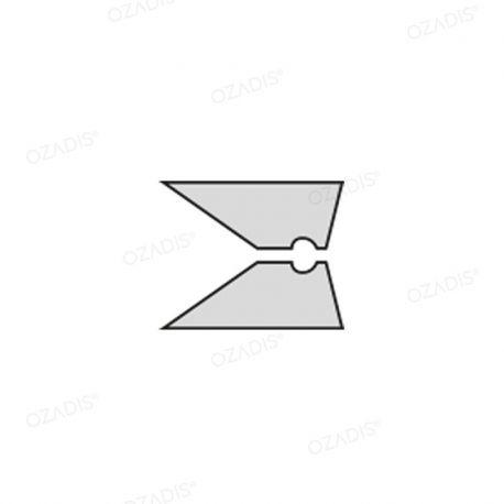 Mors en nylon (Pour Réf. 453300)