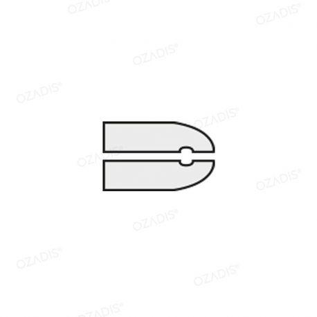 Mors en nylon (Pour Réf. 453100)