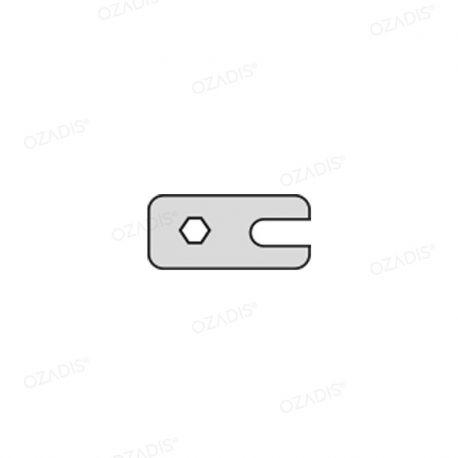 Mors en nylon (Pour Réf. 442900)