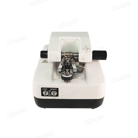 Auto groove cutting machine