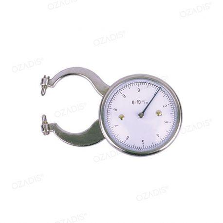 Lens gauge 10x35mm