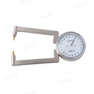 Lens gauge 20x85mm