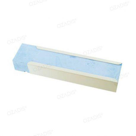 Blue polishing compound