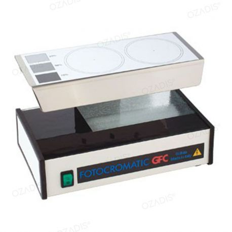Photochrome eyeglass tester
