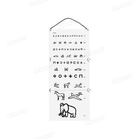 Sight test for children